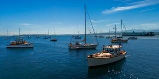 Barcos de la vendimia Fotos de archivo libres de regalías