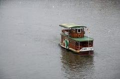 Barcos de motor Foto de archivo