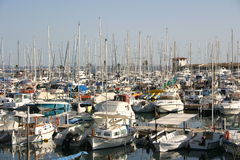 Barcos de navegación Fotografía de archivo
