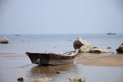Barcos de pesca Foto de Stock Royalty Free