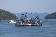 Barcos de pesca Imagens de Stock Royalty Free