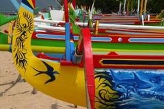 Barcos de pesca Fotografía de archivo libre de regalías