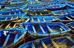 Barcos de pesca fotos de stock royalty free