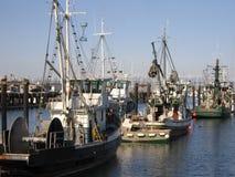 Barcos de pesca Fotos de archivo