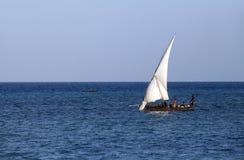 Barcos de pesca tradicionales Fotos de archivo