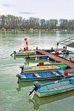 Barcos de río Fotografía de archivo
