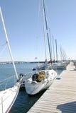 Barcos de vela Fotos de archivo