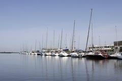 Barcos de vela Fotos de Stock