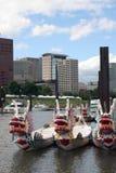 Barcos do dragão Imagem de Stock Royalty Free