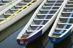 Barcos do dragão Fotos de Stock Royalty Free