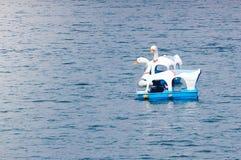 Barcos do pedal fotografia de stock royalty free