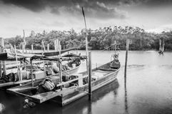 Barcos do pescador Foto de Stock Royalty Free