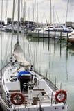 Barcos e iate fotografia de stock royalty free