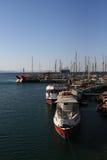 Barcos en el agua Imagenes de archivo