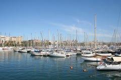 Barcos en el muelle. Imagenes de archivo