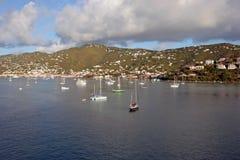 Barcos en puerto Fotos de archivo