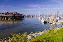 Barcos en puerto Foto de archivo