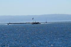 Barcos en puerto Imagen de archivo libre de regalías
