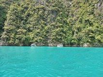 Barcos na água Foto de Stock