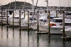 Barcos no louro Imagem de Stock
