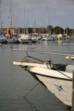 Barcos no porto Foto de Stock