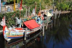 Barcos orientais Imagem de Stock