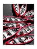 Barcos que esperan Fotos de archivo libres de regalías