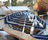 Barcos, Richmond, Reino Unido Imagens de Stock Royalty Free