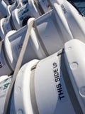 Barcos salva-vidas imagem de stock royalty free