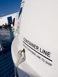Barcos salva-vidas imagens de stock