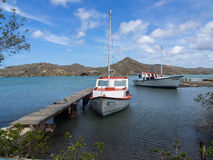 Barcos - St Martha de Groot imagens de stock royalty free