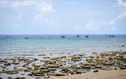 Barcos - táxi do mar! Imagem de Stock Royalty Free