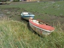 Barcos velhos Foto de Stock