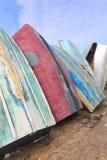 Barcos velhos Imagem de Stock Royalty Free