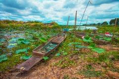 Barcos viejos Foto de archivo libre de regalías