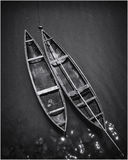 Barcos vietnamianos Fotografia de Stock Royalty Free