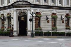 Bard & bankir Royaltyfri Fotografi