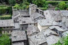 Bard, Valle d'Aosta Stock Photos