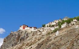 Bardan monastery panorama at sunny day Stock Photos
