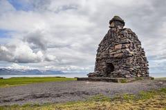 Bardar Saga Snaefellsnes Statue, Iceland Stock Photos