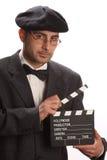 Bardeau de film Photographie stock libre de droits