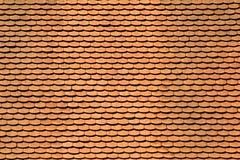 Bardeau de toit Photo libre de droits