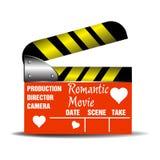 Bardeau romantique de film Image stock