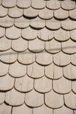 Bardeaux abstraits de toit Image stock