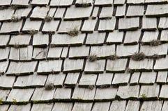 Bardeaux de toit Image libre de droits