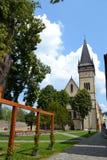 Bardejov, Σλοβακία Στοκ Εικόνα