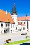Bardejov, Slovacchia Immagini Stock
