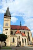 Bardejov, Slovakia royalty free stock photography