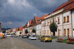 Bardejov - unesco town Royalty Free Stock Photos