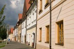 Bardejov - ville de l'UNESCO Photo libre de droits